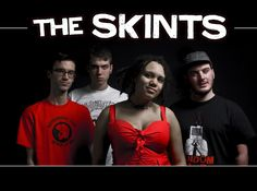 The Skints  Best ska reggae vibe in the uk - Marcia is amazing
