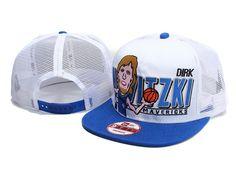 NBA Dallas Maverick Mesh Snapback Net Caps Hats Caps New Era White Dirk Nowitzk Mesh 2431 only US$8.90,please follow me to pick up couopons.
