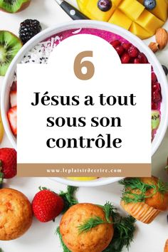 Des miracles à se rappeler: Jésus a tout sous son contrôle Miracle, Jesus, Service, Everything, Healing Words, Names Of Jesus, Spiritual Growth, Welcome