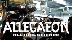 """Allegaeon partilha video para """"All Hail Science"""""""