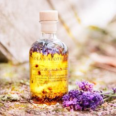 Aromatherapy for a Relaxing bath