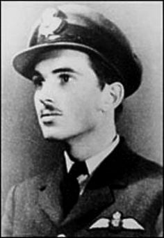 """John Gillespie Magee, Jr. RCAF   """"High Flight"""""""