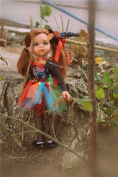 Кукла и ее девочка...Witches...We are waiting for Halloween! / Paola Reina, Antonio Juan и другие испанские куклы / Бэйбики. Куклы фото. Одежда для кукол