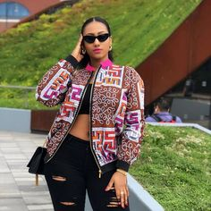 Ankara Xclusive: 2018 Ankara Jacket Style You Will Definitely Fall In Love With Latest Ankara Dresses, Latest African Fashion Dresses, African Print Dresses, African Print Fashion, Africa Fashion, Ankara Styles, Nigerian Fashion, Ghanaian Fashion, African Dress