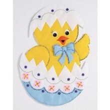 Get in the spirt this year for Easter. Fun and cute easter designs available at MerryStockings, made by Bucilla.