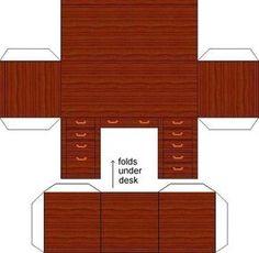 Furniture Guide For Minecraft Paper Furniture, Small Furniture, Barbie Furniture, Miniature Furniture, Dollhouse Furniture, Cheap Furniture, Cardboard Dollhouse, Diy Dollhouse, Dollhouse Miniatures