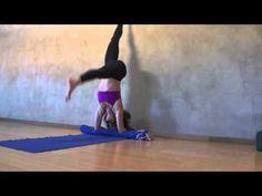Yoga Tips with Christina Sell - How not to face plant in pincha mayurasana - forearm balance