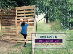Ninja Games @ Jingle All The Way. 22nd & 23rd April 4 PM to 11 PM The Grand Bhagwati, Dumas Road, Surat #Event #Game #JingleAllTheWay #KidsEvent #CityShorSurat