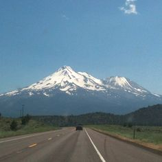 Mount Shasta,CA . I fought huge fire here on Ramona Helitack Crew back in 1991. Was there for a month.