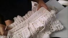 Parte 1 - Vestido Grazi Massafera Crochê