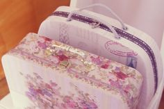 ♥ My lovely boxes for letters and paper goodies!