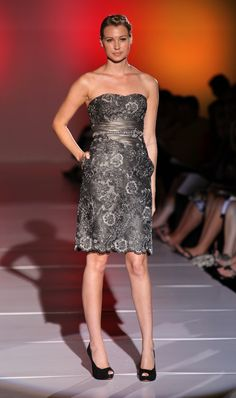 Enzoani-spring-2011-grey-embroidered-bridesmaids-dress-above-the-knee.full