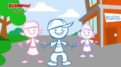 Hokey Pokey Song | Hokey Pokey Dance | Action Songs for Children