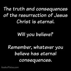 When Jesus was accosted in the Garden of Gethsemane by a crowd armed with swords and clubs, His disciples scattered and hid. They cowered in fear.   How did a rag-tag group of followers all of the sudden become bold? This --> http://lisabuffaloe.com/truth-and-consequences/