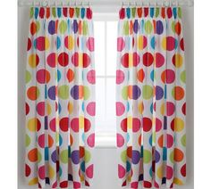 Buy ColourMatch Kids' Blackout Curtains - 168 x 137cm - Spot at Argos.co.uk, visit Argos.co.uk to shop online for Limited stock Home and garden, Limited stock clearance