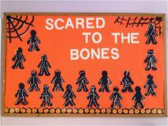 Halloween Bulletin Boards ~ Oh, How Pinteresting!