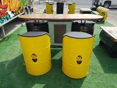 Drum Bar done by Vintalgia