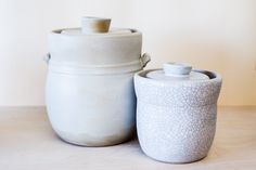 Sarah Kersten Handmade Counter Culture Pottery