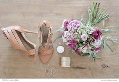 Photograph by Corina De Stefani, The Wedding Day   Styled Shoot
