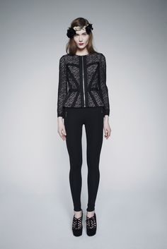 Erin by Erin Fetherston Collections Fall Winter 2013-14