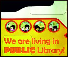 Yellow library | Flickr - Photo Sharing!