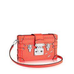 Wholesale Louis vuitton petite malle cuir épi sacs à main - €380.00   réplique  sac e424e2b5415