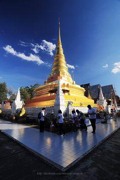 Phar That Chad Haeng Temple, Nan, Thailand
