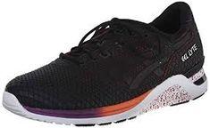 innovative design 3ac78 8dcb3 ASICS Men s Gel-Lyte EVO NT Retro Running Shoe, Black Black, 4.5 M US