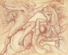 Salvador Dali (1904-1989) Le jugement dernier