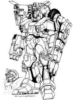 Robotech VR 017 Crusader Cyclone by ChuckWalton