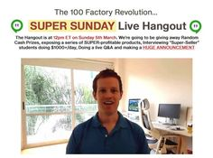 "#googlehangout Less than 2 HOURS to the BIG GIVEAWAY at 12:00PM EST ""RANDOM CASH PRIZES"" Registrations are open, Register NOW and be on TIME. http://100ksupersunday.simeonnava.com"
