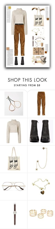 """""""01:45 and raining"""" by bilbil ❤ liked on Polyvore featuring Vetements, Diesel, Jeffrey Campbell, Lazy Oaf, Zimmermann, Ray-Ban, Roberto Coin, J.Crew, M&Co and vintage"""