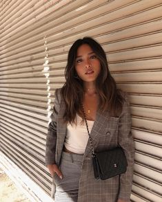 Get your shine on ✨ this jolly season I'm adding sparkling silver jewelry's to glam up my holiday outfits Light Hair, Dark Hair, Classy Outfits, Cute Outfits, Asian Hair, Hair Color Asian, Girl Inspiration, Balayage Hair, Asian Balayage