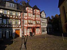Wetzlar: Zu Besuch bei Goethe, Werther und Lotte | http://www.anderswohin.de/2014/10/wetzlar-zu-besuch-bei-goethe-werther.html