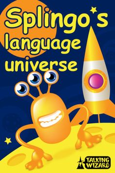 Splingo's Language Universe by The Speech and Language Store  Great for following directions