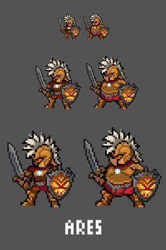 Ares, God of War [Revamp] http://www.smitegame.com/ Chunk Ares is for Twitch Emote of Aror from Team eGr https://www.twitch.tv/arorthechunk Twitter: pic.twitter.com/kyFkZGBsIZ