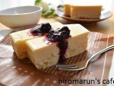 レンジで2分!なめらか濃厚チーズケーキ by hiromarun 【クックパッド】 簡単おいしいみんなのレシピが306万品