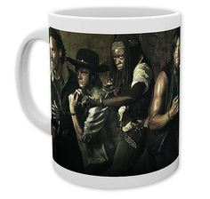 THE WALKING DEAD TASSE SEASON 5 Hier bei www.closeup.de