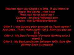 How to Make Usd Profit part 1 Roulette Game @ mr com Roulette Strategy, Roulette Game, Win Money, Played Yourself, I Win, The Secret, I Am Awesome, Games, Gaming