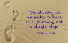 journey to an empathy culture