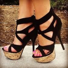 Resultado de imagen para yo amo los zapatos altos