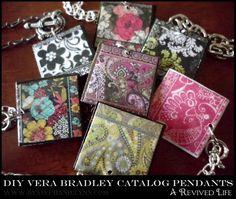 Vera Bradley Pendants