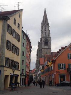 Konstanz, Germany, late November 2015