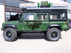 "#Landrover #Defender 110"" SW -23 - a borderless world"