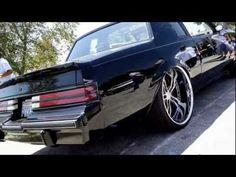 grand national t top split 5 star wheels Custom Muscle Cars, Chevy Muscle Cars, Custom Cars, Pontiac Grand Prix Gtp, 1987 Buick Grand National, Donk Cars, Car Man Cave, Cadillac Fleetwood, Buick Regal
