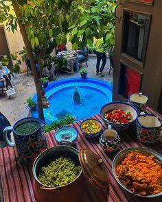 #parhami_traditional_house #Shiraz #Iran