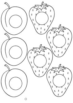 The Very Hungry Caterpillar Coloring Pages Printables - Coloring Home Very Hungry Caterpillar Printables, Hungry Caterpillar Craft, Caterpillar Book, Eric Carle, Book Crafts, Felt Crafts, Chenille Affamée, Coloring Sheets, Coloring Pages