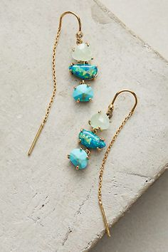 Anthropologie Warm Tide Earrings