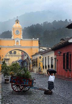 Antigua Guatemala - One of my favorite places!