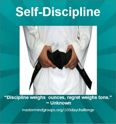 an introduction to the importance of self discipline Nevertheless, the problems which self-discipline can solve are important, and while there are other ways to solve these problems, self-discipline absolutely shreds them self-discipline can empower you to overcome any addiction or lose any amount of weight it can wipe out procrastination, disorder, and ignorance.
